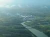 Umkomaas River mouth and views towards Sappi Saiccor  (3)