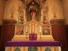 Centocow Sacred Heart Church 1910 - interior altar (4)