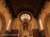 Centocow Sacred Heart Church 1910 - interior altar (7)