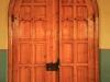 Centocow Sacred Heart Church 1910 - interior doors (1)