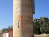 Emaus Mission - 1894 - Entrance -  Umzimkulu - Grain Silos (2)