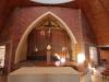 Emaus Mission - 1894 - Umzimkulu - Church Interior Altar