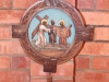 Emaus Mission - 1894 - Umzimkulu - Church Interior - Stations of the Cross (1)
