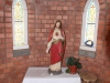 Emaus Mission - 1894 - Umzimkulu - Church Interior - Statuette (3)