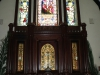 St Patricks Church  stain glass windows (9)
