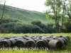 Umzimkulu River Lodge -  hay bales