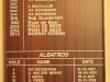 Drakensberg Gardens - Glengarry Country Club - Honours boards (4)