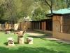 Drakensberg Gardens - animal farm (2)