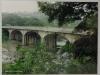 Uvongo Falls Bridge