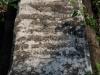 Verulam Cemetery grave  (462)
