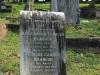 Verulam Cemetery grave  Alexander & Caroline Brandon