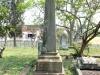 Verulam Cemetery grave  Benjamin Blaine