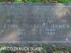 Verulam Cemetery grave  Charles & Ethel James