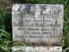 Verulam Cemetery grave  David van Zuydam.