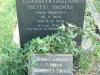 Verulam Cemetery grave  Elisabeth Thomas