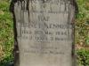 Verulam Cemetery grave  Garnet Kenmuir