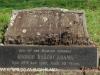 Verulam Cemetery grave  George Adams