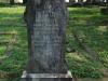 Verulam Cemetery grave  Jabez Kyle