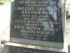 Verulam Cemetery grave  Lawrence Polkinghorne