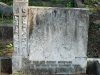 Verulam Cemetery grave  Louis banche