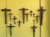 Oakford Priory Church - Crucifixes