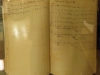 Oakford Priory Church - Old Ledgers (1)