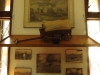Oakford Priory Church - old photo displays (2)