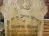 Oakford Priory - Graveyard & Memorials - Gravestone Winnifred Thomas - 1910