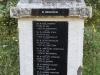 Oakford Priory - Graveyard & Memorials - In Memoria plaques (3)