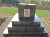 Oakford Priory - Graveyard & Memorials - Main Monument Stone with names (1)