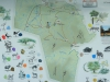 Weenen Nature Reserve notice board and map (3)