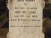 Bethany Farm Family Cemetery - Grave -  Amy Hagemann 1905