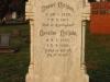 Bethany Farm Family Cemetery - Grave -  Daniel 1911 & Caroline Nielson 1908
