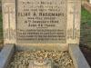 Bethany Farm Family Cemetery - Grave -  Elias hagemann 1946