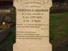 Bethany Farm Family Cemetery - Grave - Frederick O hagemann 1926