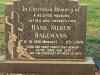 Bethany Farm Family Cemetery - Grave - Hans Nilsen Hagemann - 1974