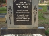 Bethany Farm Family Cemetery - Grave - Hilda Bernardine Munks 1982