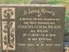 Bethany Farm Family Cemetery - Grave -  Joakima Wilson (nee hagemann) 1974