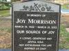 Bethany Farm Family Cemetery - Grave -  Joy Morrison 2012