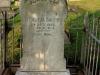 Bethany Farm Family Cemetery - Grave -  Martha Sanne 1923 - Balerina (1)