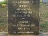 Bethany Farm Family Cemetery - Grave - Mysie  1920 & Oliver Heidalewic 1921