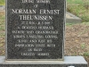 Bethany Farm Family Cemetery - Grave -  Norman Ernest Theunissen 1995