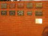 Bethany Farm Family Cemetery - Grave - Rememberance wall