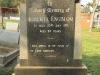 Bethany Farm Family Cemetery - Grave -  Roberta Engblon 1971