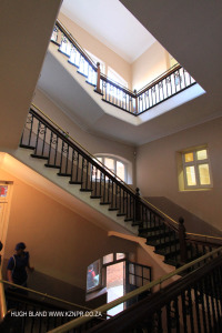Russell High School - Entrance Foyer (6)