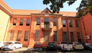 Russell High School - Main original building (24)
