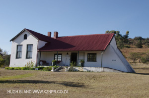 Talana Cemetary & Museum - Peter Smith Cottage - S28.09.320 E 30.15.576 Elev 1237m (71)