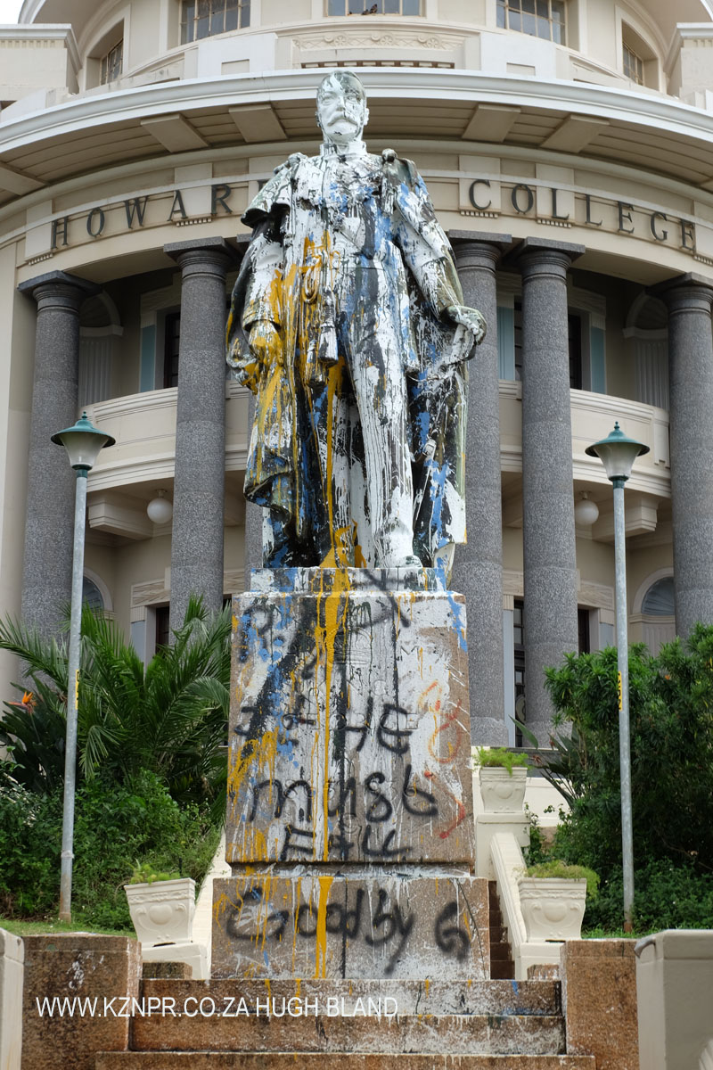 ukzn-howard-college-king-george-v-statue-desecrated-1