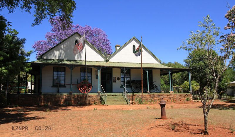 Greytown Museum - Durban Street - Building elevations (6)