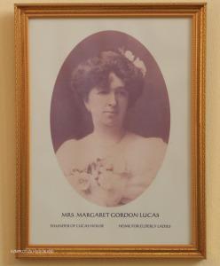 Berea Ridge Road - Lucas Gardens Margaret Lucas founder
